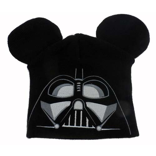 Your WDW Store - Disney Knitted Hat - Star Wars - Darth Vader