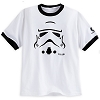 Disney Child Shirt - Star Wars - Stormtrooper Ringer Tee for Kids
