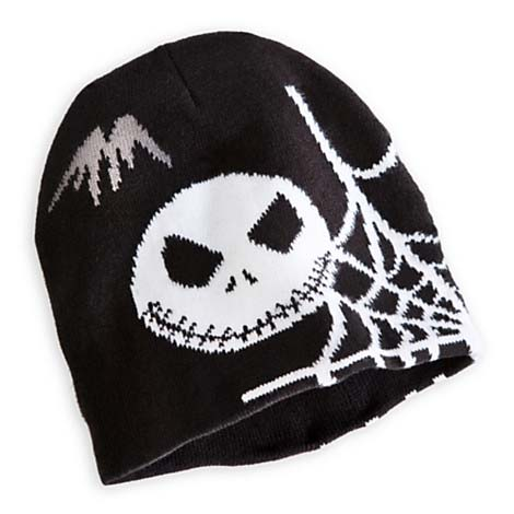 Jack Skellington Hat Knitting Pattern : Your WDW Store - Disney Knit Hat - Jack Skellington Knit Hat for Adults