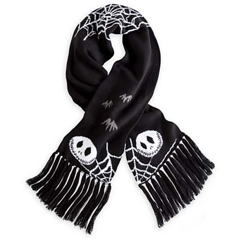 Your WDW Store - Disney Scarf - The Nightmare Before Christmas ...