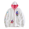 Disney LADIES Hoodie - 2014 Walt Disney World - White