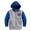 Disney Child Hoodie - 2014 Sorcerer Mickey Mouse - Grey