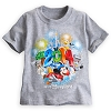 Disney Toddler Shirt - 2014 Walt Disney World Grey Tee