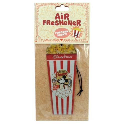 Popcorn air freshener