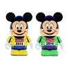Disney Vinylmation Figure - Marathon Mickey 2014 - Blind Box