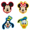 Disney MagicBand MagicBandits - Mickey and Friends Faces