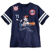 Disney CHILD Shirt - Mickey Mouse Baseball Jersey Style Tee