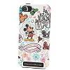 Disney iPhone 5 5S Case - Dooney & Bourke - Sketch Mickey Mouse White
