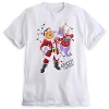 Disney Adult Shirt - Figment and Dreamfinder Epcot Holiday Tee