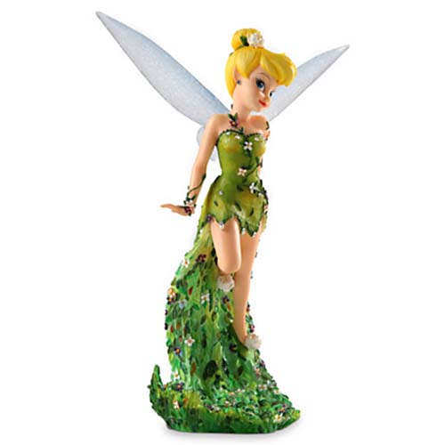Your wdw store disney showcase collection figurine couture de force tinker bell - Tinkerbell statues ...
