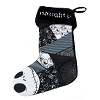 Disney Christmas Holiday Stocking - Jack Skellington - Naughty