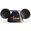 Disney Hat - Ears Hat - Graduation Class of 2014
