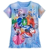 Disney CHILD Shirt - 2014 Mickey Mouse and Friends Sublimated Tee