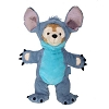 Disney Duffy Bear Clothes Outfit - Duffy as Stitch
