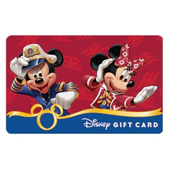 Your WDW Store - Disney Collectible Gift Card - Cruise Line ...