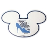 Disney Auto Magnet - 2014 runDisney Glass Slipper Challenge - Ears