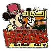Disney Hotel Dreams Collection Pin Collection - Minnie Mouse - Parades