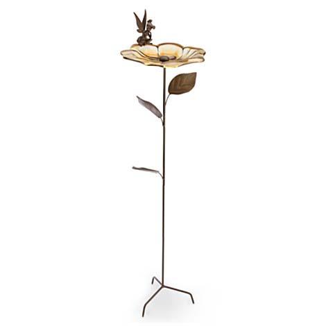 Disney Bird Bath   Flower And Garden   Tinker Bell