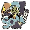Disney Hotel Dreams Collection Pin Collection - Jimminy Cricket - Soar