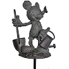 Disney Garden Stake - Flower and Garden 2014 - Mickey Mouse