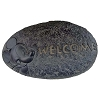 Disney Garden Stone - Flower and Garden - 2014 Mickey Mouse Welcome