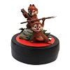 Disney Statue Figure - Star Wars - Chip and Dale Ewoks