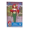 Disney Doll - The Little Mermaid - Ariel with Jeweled Hair Brush