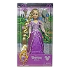 Disney Doll - Rapunzel with Jeweled Hair Brush