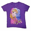 Disney GIRLS Shirt - Frozen - Princess Anna