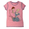 Disney GIRLS Shirt - Cinderella and Prince Charming