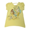 Disney GIRLS Shirt - Belle and Beast