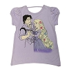 Disney GIRLS Shirt - Rapunzel and Flynn Rider