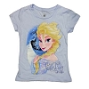 Disney GIRLS Shirt - Frozen - Snow Queen Elsa