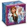 Disney Trinket Box - Frozen Jewelry Box - Anna and Elsa with Olaf