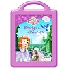 Disney Magnetic Playset - Sophia the First , Ready to be a Princess