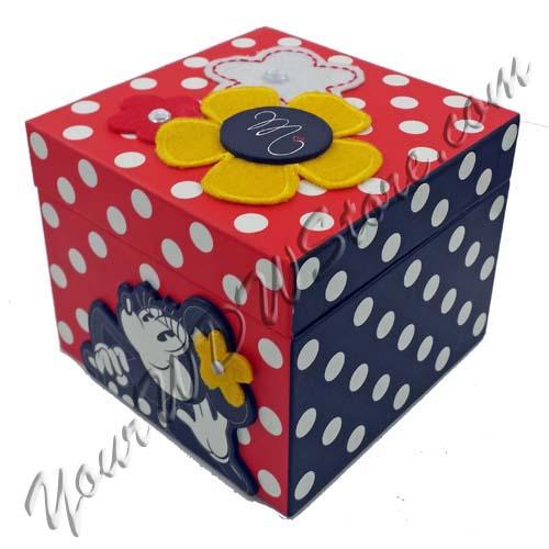 Your wdw store disney trinket minnie mouse jewelry box for Minnie mouse jewelry box