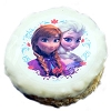 Disney Minnie's Bake Shop - Rice Crispy Treat - Anna and Elsa Frozen