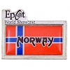 Disney Magnet - Norway Flag - Epcot