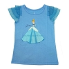 Disney CHILD Shirt - Cinderella Flowing Dress Tee for Girls