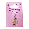 Disney Dangle Charm - Charmed In The Park - Cinderella Cameo