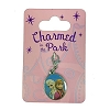 Disney Dangle Charm - Charmed In The Park - Elsa and Anna