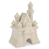 Disney Cake Topper - Ceramic Figure - Fantasyland Castle - White