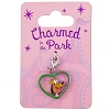 Disney Dangle Charm - Charmed In The Park - Pluto Heart