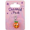 Disney Dangle Charm - Charmed In The Park - Orange Bird