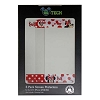 Disney iPhone 5/5S/5C Screen Protectors - Minnie Mouse Red and White