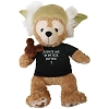 Disney Plush - Duffy the Bear as Jedi Master Yoda