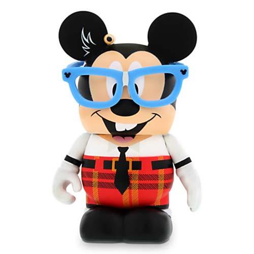 Your Wdw Store Disney Vinylmation Figure Nerds Rock Mickey