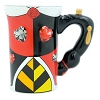 Disney Coffee Cup Mug - Queen of Hearts Signature Deluxe