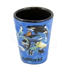 SeaWorld - Shot Glass - 50th Anniversary - Sea of Surprises Logo