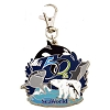SeaWorld Lanyard Medal - 50th Anniversary Icon